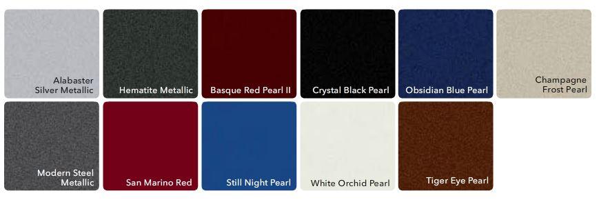 common colors of the 2015 honda accord hendrick honda bradenton. Black Bedroom Furniture Sets. Home Design Ideas