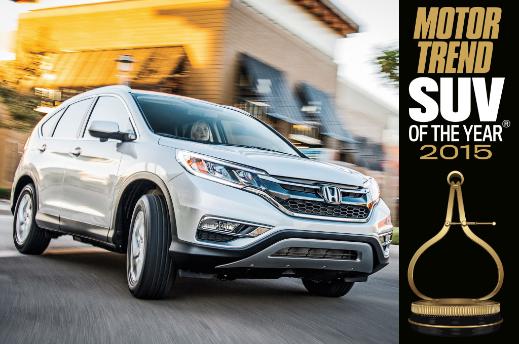 2015 honda cr-v motor trend suv of the year