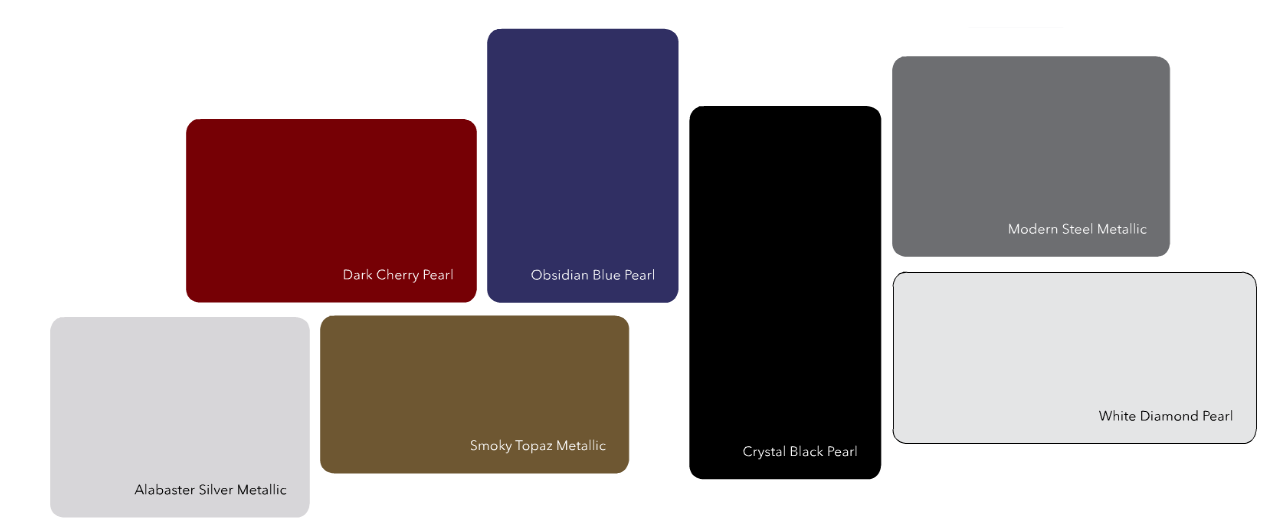 Honda Odyssey Colors >> Common Colors Of The Honda Odyssey Hendrick Honda Bradenton