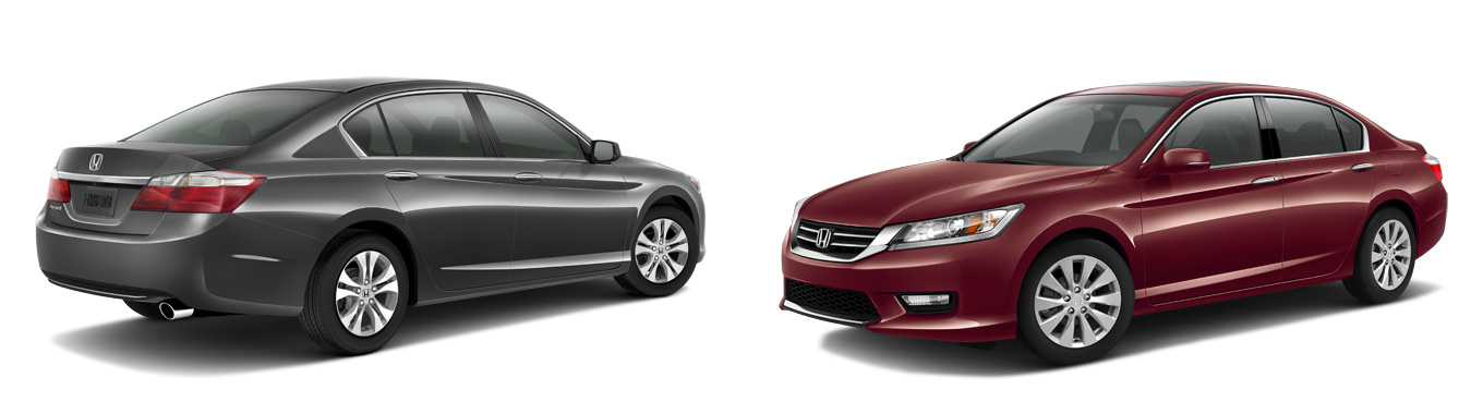honda accord lx vs ex what are the differences