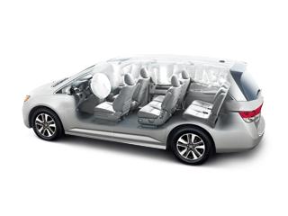 honda-odyssey-airbags