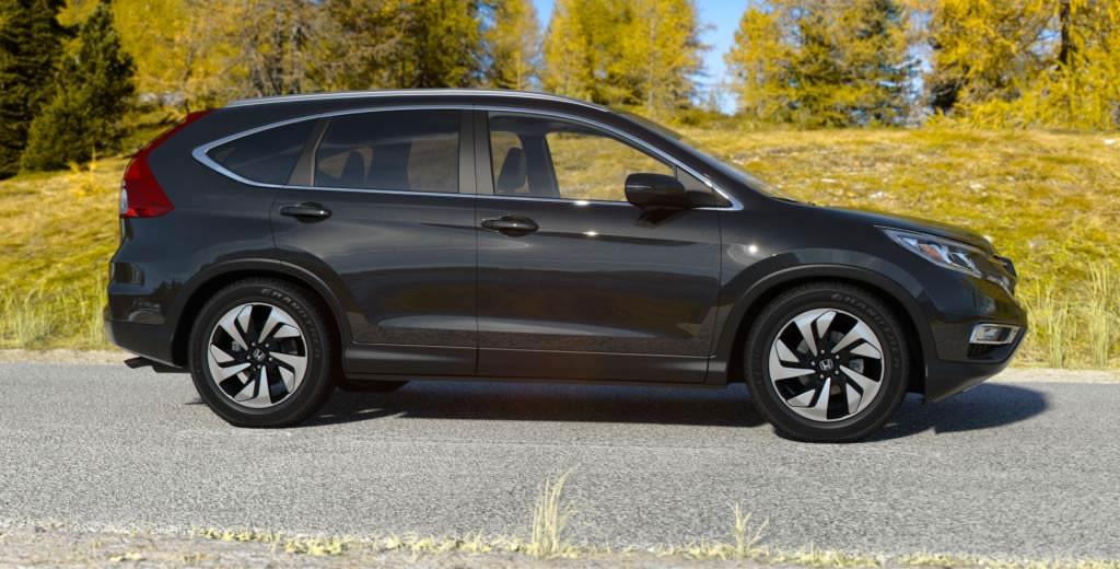 2015 Honda CRV Colors What Are Your Options  Hendrick Honda