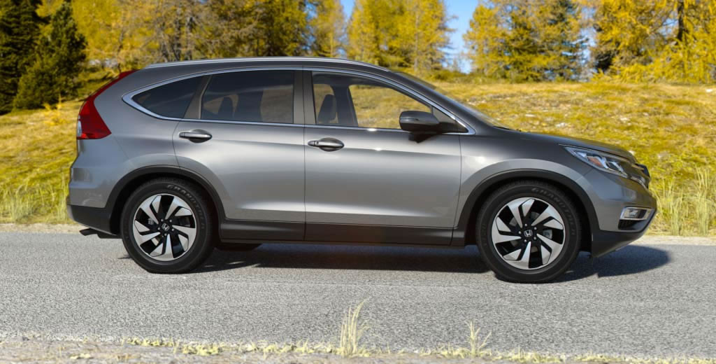 2017 Honda Cr V Modern Steel Metallic