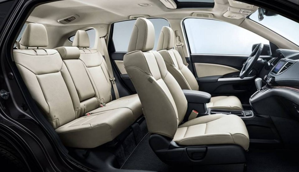 2016 Honda CR-V Interior Bradenton