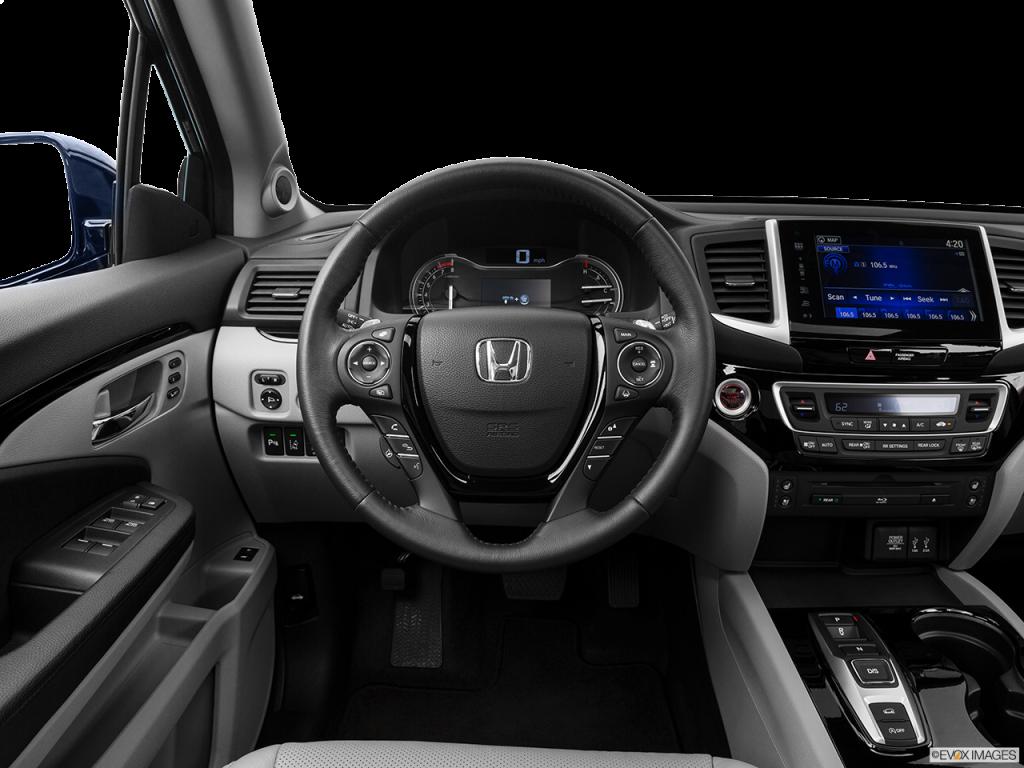2016 Honda Pilot Interior Bradenton, FL