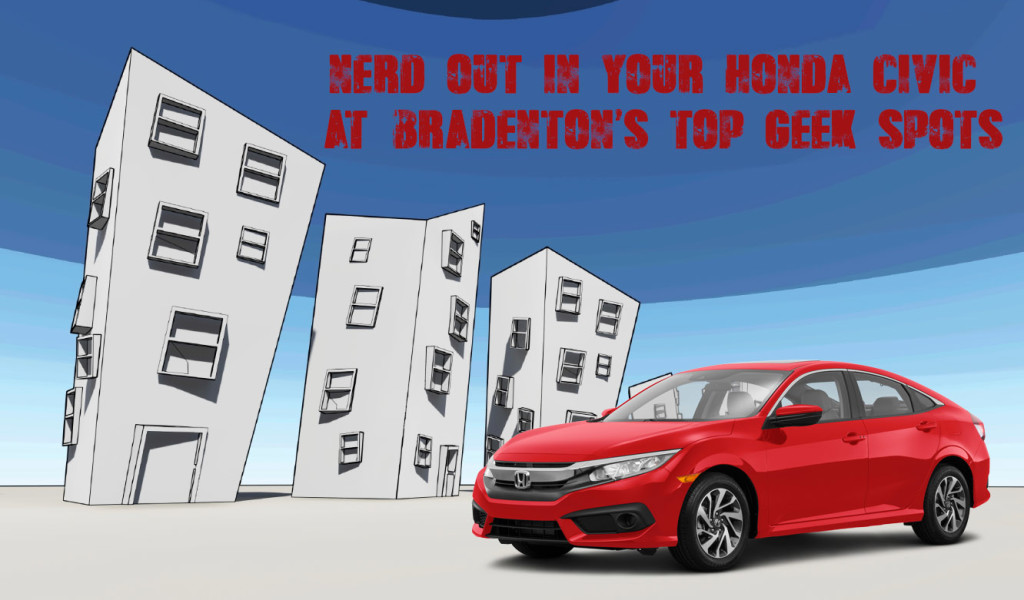 2016 Honda Civic Bradenton Top Geek Spots