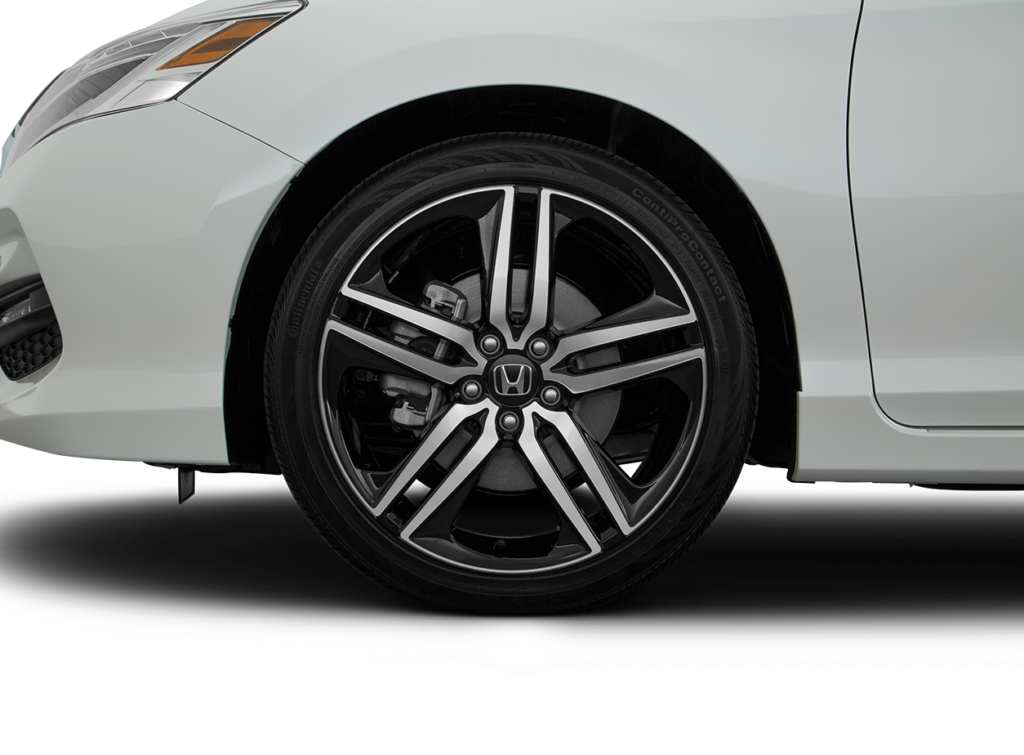 2016 Honda Accord: Tire Pressure Monitoring System (TPMS) There Are Many  Ways The 2016 Honda Accord Helps Keep You Safe. The Standard Tire Pressure  ...