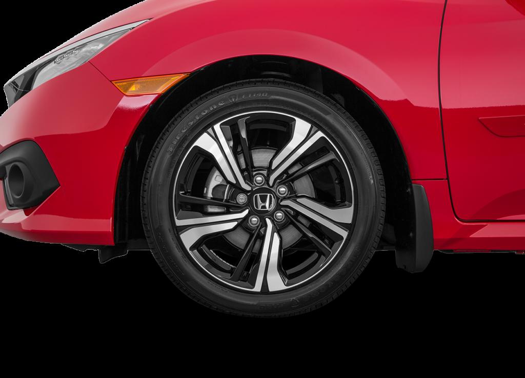 2016 Honda Civic: Tire Pressure Monitoring System (TPMS)