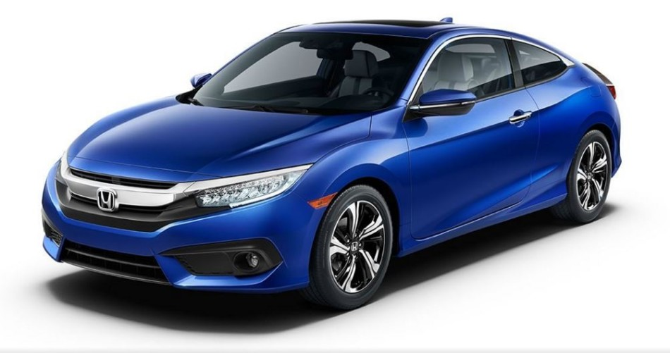 2016 Honda Civic Coupe Bradenton