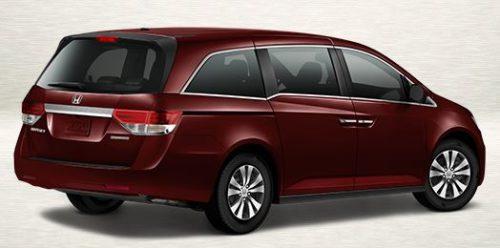 2016 Honda Odyssey SE Bradenton