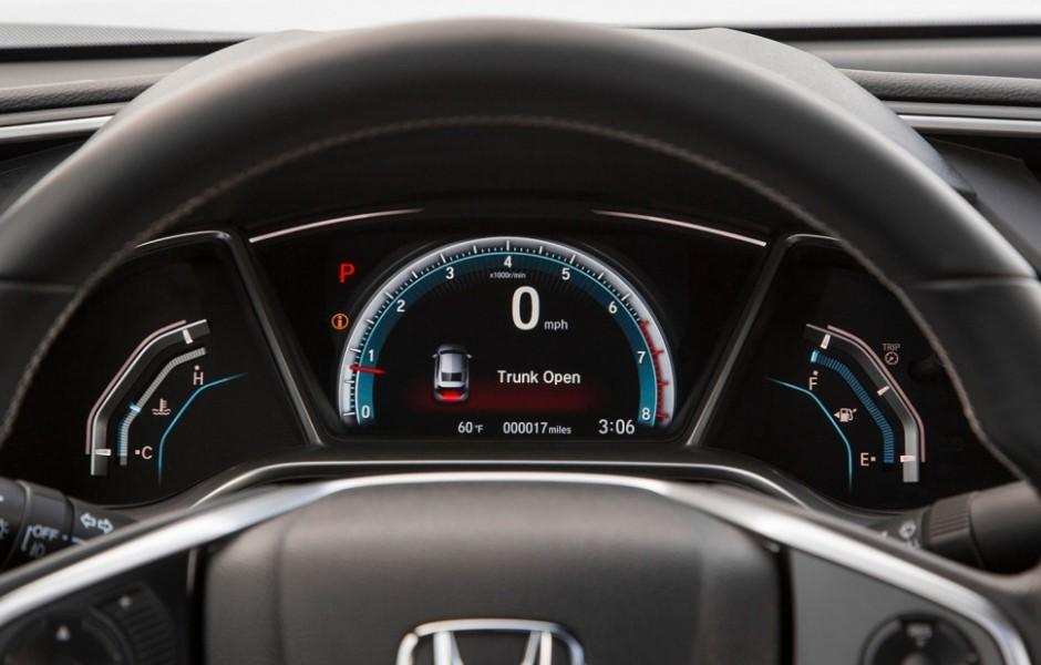 4 Tech Features The 2016 Honda Civic Has Everyone Loves Hendrick Bradenton