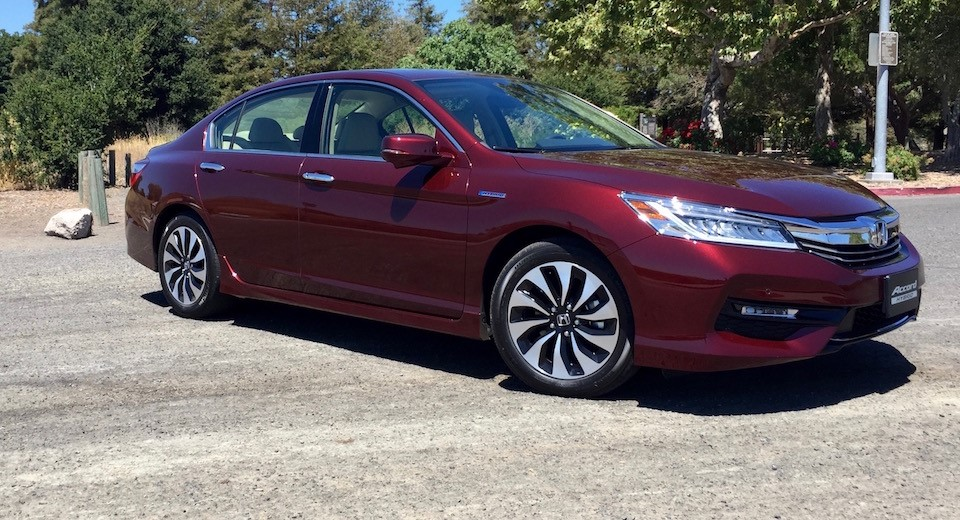 2017 Honda Accord Hybrid Bradenton