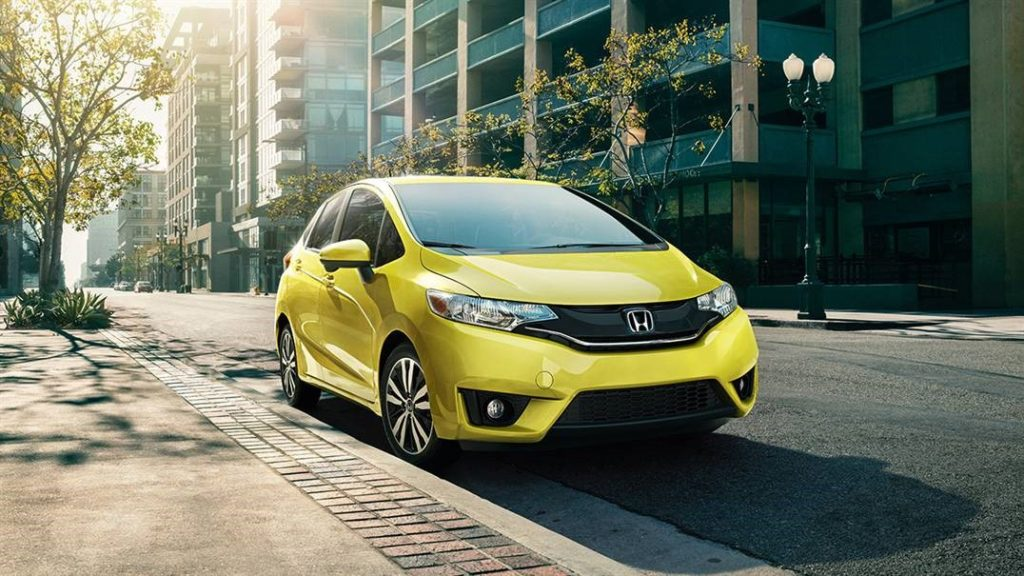 2017 Honda Fit Bradenton