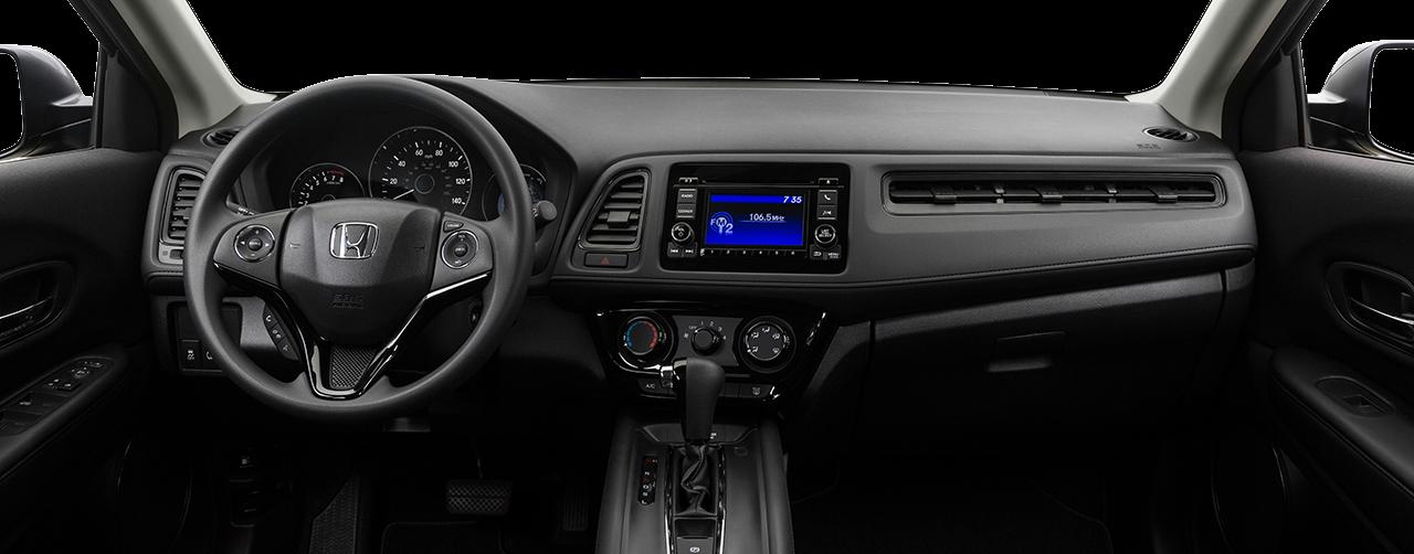 2017 Honda HR-V Inteiror Bradenton