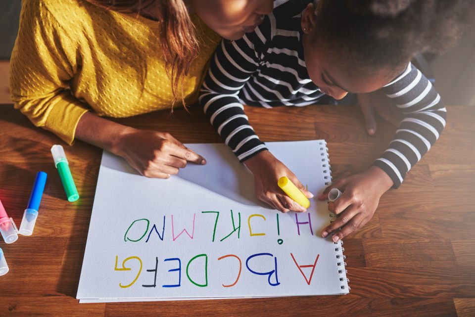 Things Your Child Should Know Before Kindergarten