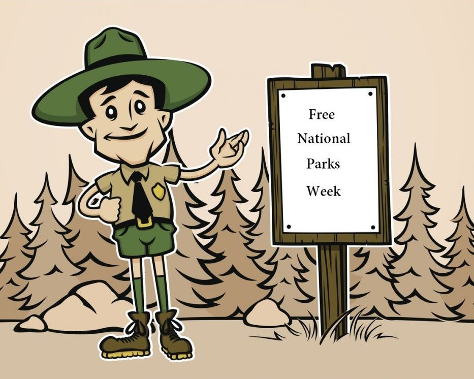 Free National Park Week