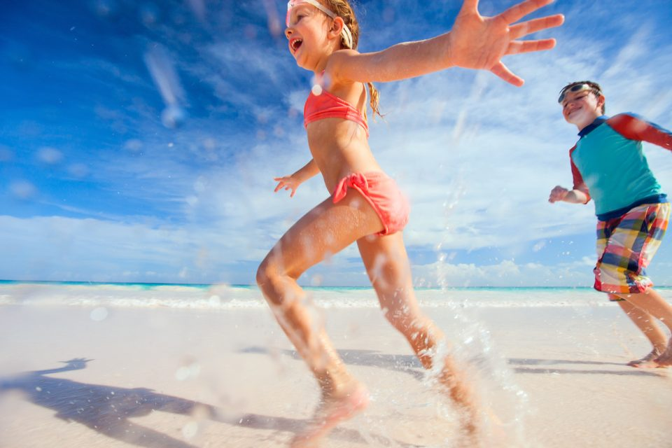 Kids Beach Run Events
