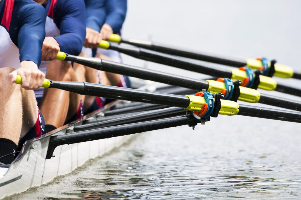 The World Rowing Championship