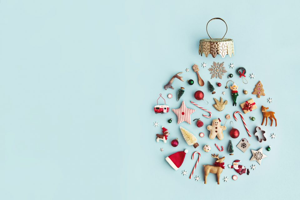 spruce up your home decor with these easy christmas decorations
