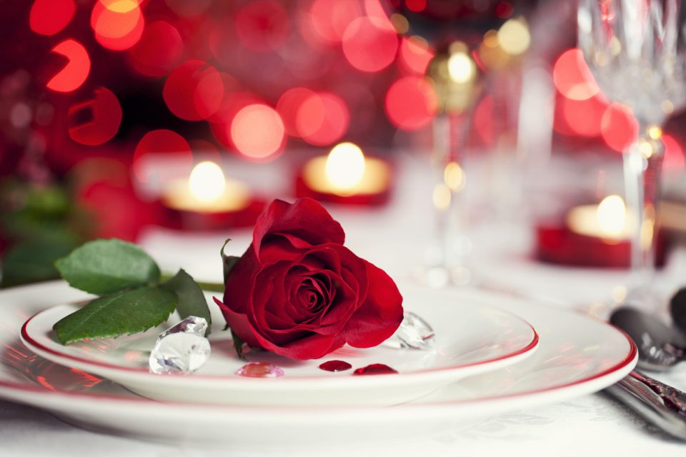 Romantic Dining for Valentine's Day