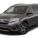 Check Out The 2019 Honda Pilot